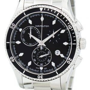 Hamilton Jazzmaster Seaview Chronograph Quartz H37512131 Men's Watch