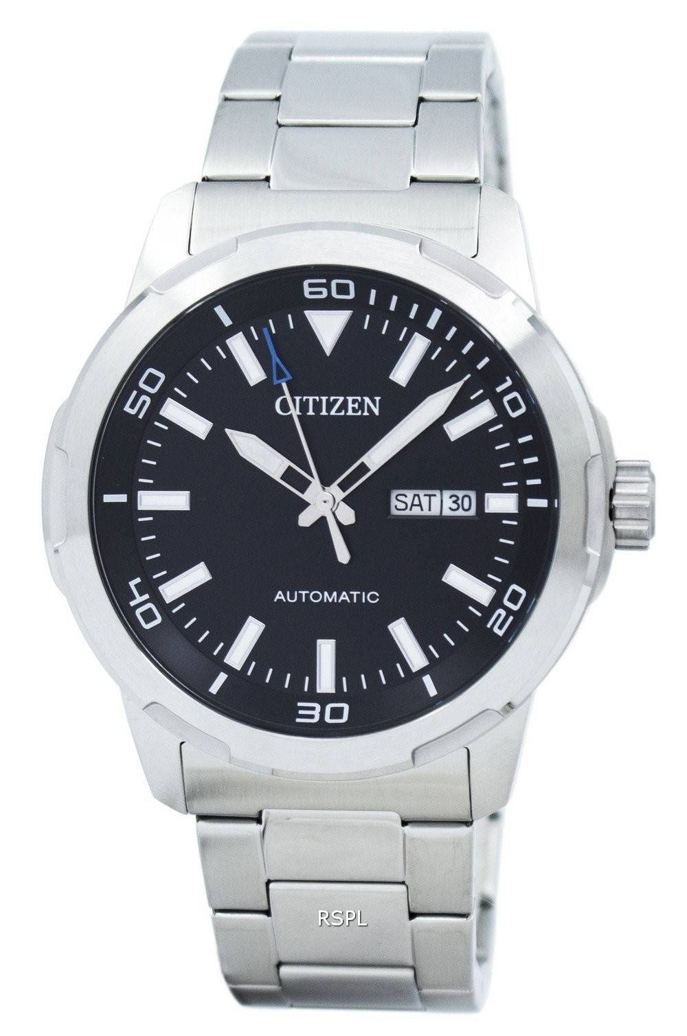 Citizen Mechanical Automatic NH8370-86E Men's Watch ...