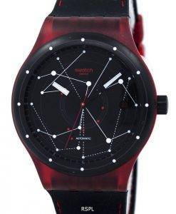 Swatch Originals Sistem Red Automatic SUTR400 Unisex Watch