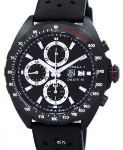 TAG Heuer Formula 1 Chronograph Tachymeter Automatic CAZ2011.FT8024 Men's Watch