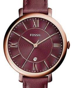 Fossil Jacqueline Quartz ES4099 Women's Watch