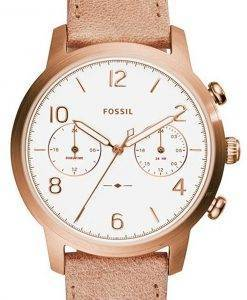 Fossil Caiden Multifunction Dual Time Quartz ES4238 Women's Watch