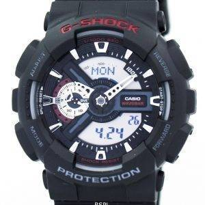 Casio G-Shock World Time Analog Digital GA-110-1A GA110 Mens Watch