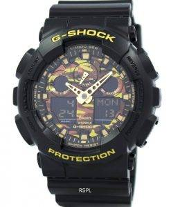 Casio G-Shock Camouflage Series GA-100CF-1A9 Mens Watch