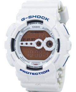 Casio G-Shock GD-100SC-7DR GD100SC-7 Mens Watch