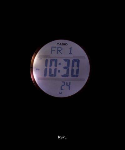 Casio Protrek Atomic Tough Solar Triple Sensor Pink PRW-3000-4B Mens Watch