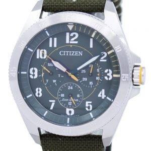 Citizen Eco-Drive BU2030-09W Men's Watch