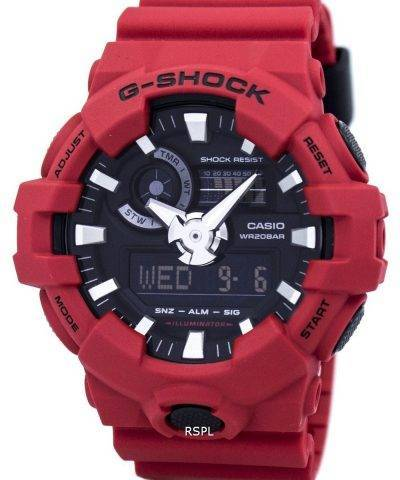 Casio G-Shock Analog Digital 200M GA-700-4A Men's Watch