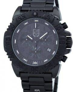 Luminox Navy Seal Colormark Chronograph 3180 Series Quartz XS.3182.BO Men's Watch