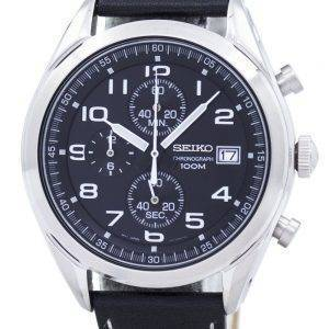 Seiko Chronograph Quartz SSB271 SSB271P1 SSB271P Men's Watch