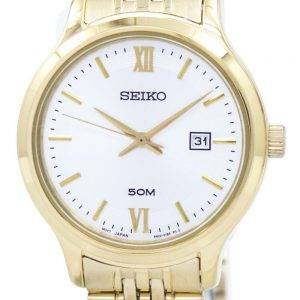 Seiko Classic Quartz SUR704 SUR704P1 SUR704P Women's Watch