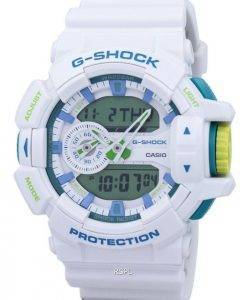 Casio G-Shock Shock Resistant Analog Digital 200M GA-400WG-7A Men's Watch