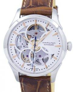 Hamilton Jazzmaster Viewmatic Skeleton Automatic H32405551 Women's Watch