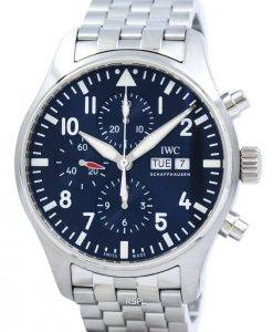 "IWC Pilot's ""LE PETIT PRINCE"" Edition Chronograph Automatic IW377717 Men's Watch"
