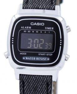 Casio Alarm Digital LA670WL-1B Women's Watch