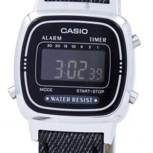 Casio Alarm Digital LA670WL-1B Women's Watch