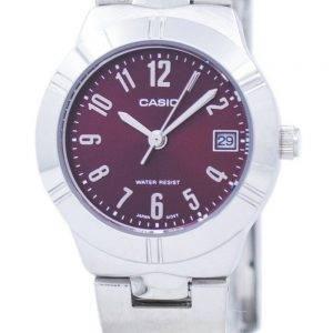Casio Quartz Analog LTP-1241D-4A2 Women's Watch