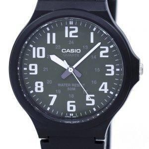 Casio Quartz Analog MW-240-3BV Men's Watch