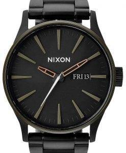 Nixon Sentry Quartz A356-1530-00 Men's Watch