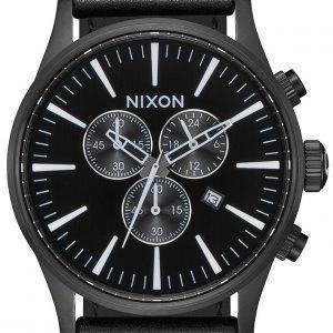 Nixon Sentry Chrono Quartz A405-756-00 Men's Watch