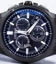 Citizen Attesa Direct Flight Eco-Drive Chronograph Power Reserve Alarm BY0094-87E Men's Watch 5