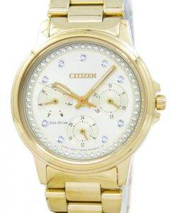 Citizen Eco-Drive Silhouette Crystal FD2042-51P Women's Watch