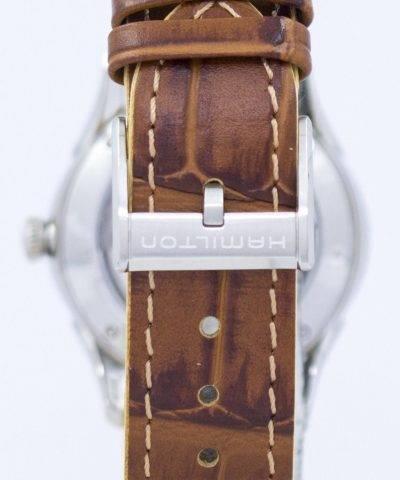 Hamilton Jazzmaster Viewmatic Skeleton Automatic H32405551 Women's Watch