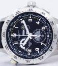 Hamilton Khaki Aviation Worldtimer Chrono Quartz H76714735 Men's Watch 5