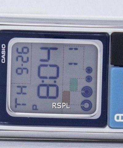 Casio Dual Time Alarm Digital LDF-50-7D Women's Watch