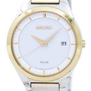 Seiko Solar SNE246 SNE246P1 SNE246P Men's Watch