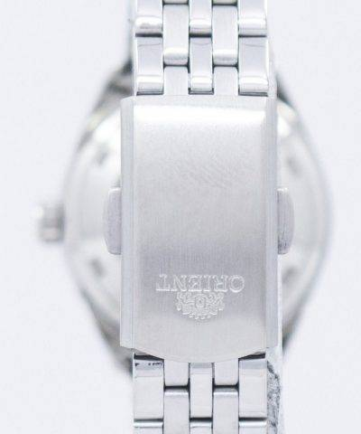 Orient Automatic Japan Made Diamonds Accent SNQ22004D8 Women's Watch
