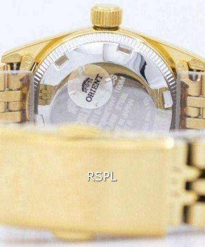 Orient Automatic Japan Made Diamond Accent SNR16001W Women's Watch