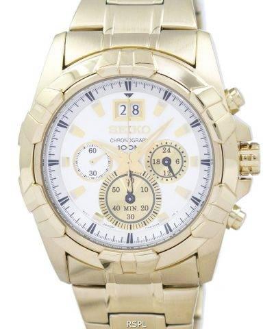 Seiko Chronograph Quartz SPC190 SPC190P1 SPC190P Men's Watch: A Dichotomy that Delights!