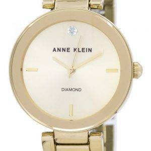 Anne Klein Quartz 1362CHGB Women's Watch
