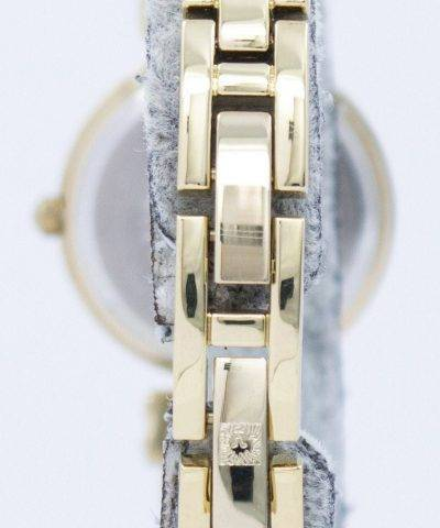 Anne Klein Quartz Swarovski Crystal 1868GBST Women's Watch