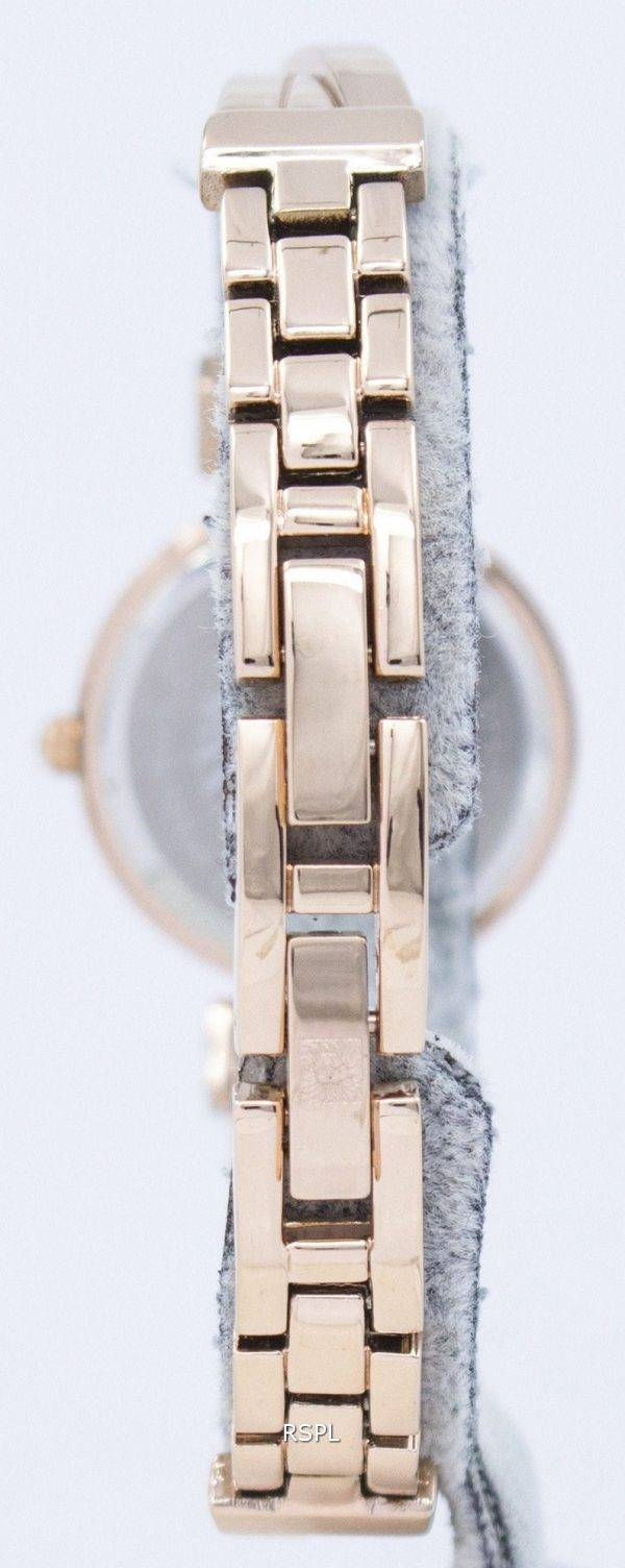 Anne Klein Quartz Swarovski Crystal 2238RGST Women's Watch