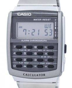 Casio Classic Quartz Calculator CA-506-1DF CA506-1D Men's Watch