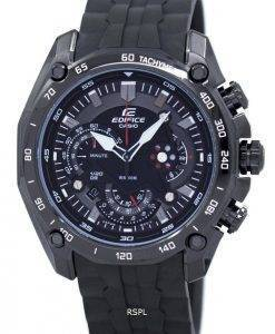 Casio Edifice Retrograde Chronograph EF-550PB-1AVDF EF-550PB-1 Men's Watch
