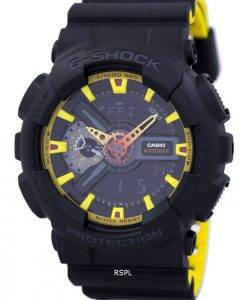 Casio G-Shock Shock Resistant Analog Digital GA-110BY-1A Men's Watch