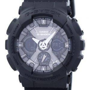Casio G-Shock Shock Resistant World Time GMA-S120MF-1A Men's Watch