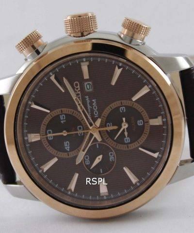 Seiko Chronograph SNAF52 SNAF52P1 SNAF52P Men's Watch