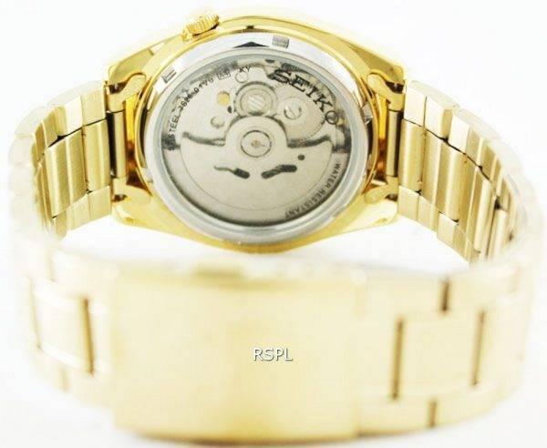Seiko 5 21 Jewels Automatic SNKL48K1 SNKL48K SNKL48 Mens Watch