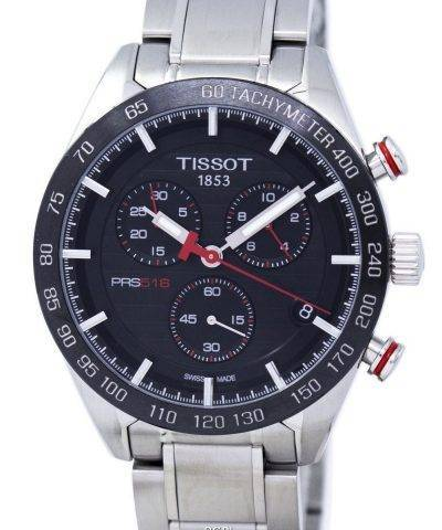 Tissot T-Sport PRS 516 Chronograph Quartz T100.417.11.051.01 Men's Watch