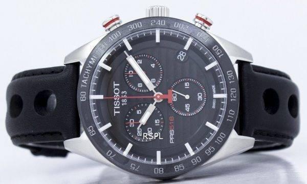 Tissot T-Sport PRS 516 Chronograph Quartz T100.417.16.051.00 T1004171605100 Men's Watch