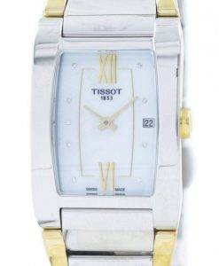 Tissot Generosi-T Quartz Diamond Accent T105.309.22.116.00 T1053092211600 Women's Watch