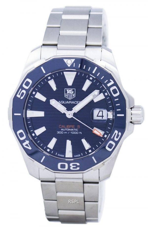 TAG Heuer Aquaracer Automatic 300M WAY211C.BA0928 Men's Watch