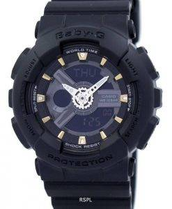 Casio Baby-G World Time Analog Digital BA-110GA-1A BA110GA-1A Women's Watch