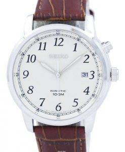 Seiko Kinetic Analog SKA779 SKA779P1 SKA779P Men's Watch