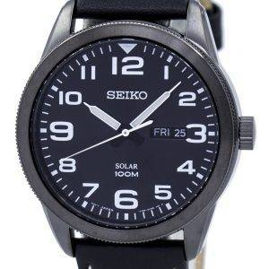 Seiko Solar SNE477 SNE477P1 SNE477P Men's Watch