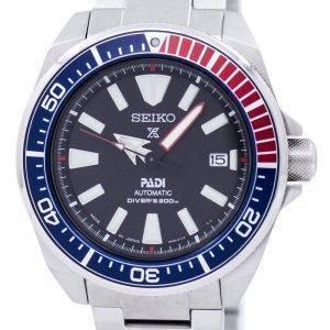 Seiko Prospex Padi Automatic Diver's Japan Made SRPB99 SRPB99J1 SRPB99J Men's Watch